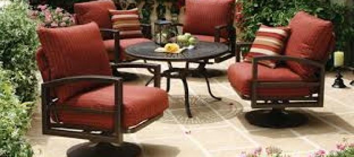Save Money on Patio Furniture Cushions