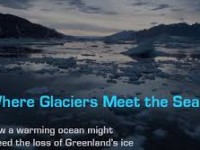 Water from Melting Greenland Ice Sheath May Impact Northeast US Coast