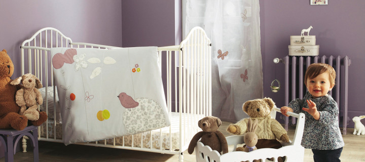Build a Beautiful Nursery