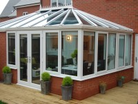 Making the Conservatory an All-Year Room