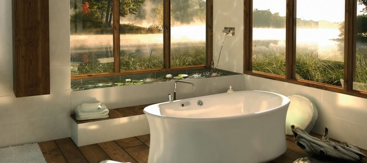 How Modern Custom Bathroom Designs Can Revitalize Your Home