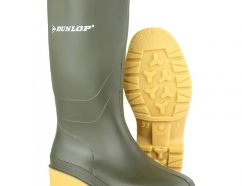 Why Every Home DIY Enthusiast Needs Dunlop Wellington Boots