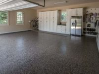 5 Fresh Looks for Your Garage Floor