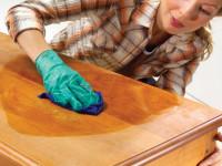 Protecting Natural Wood