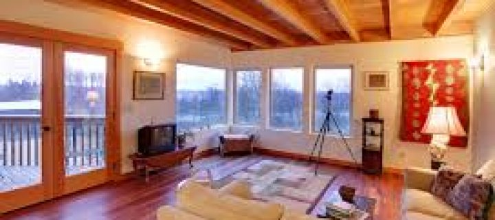 Bringing the warmth of wood into your home